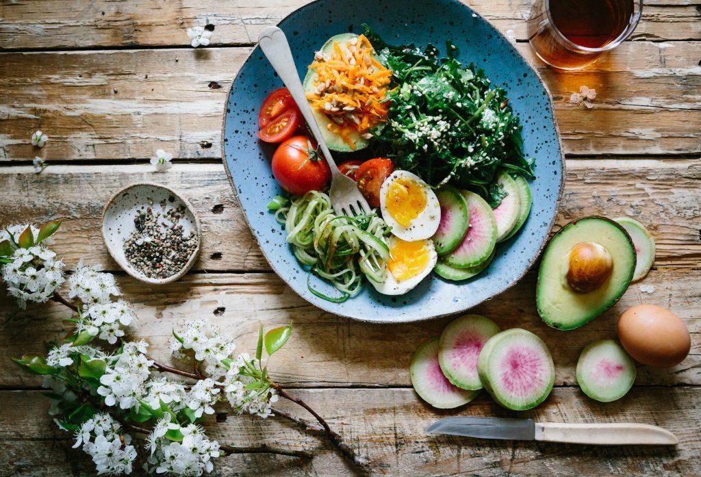 <small>Obsesión por la comida sana</small> la ortorexia