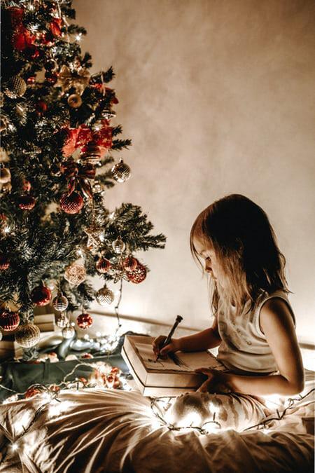 Regalos para los niños por navidad.