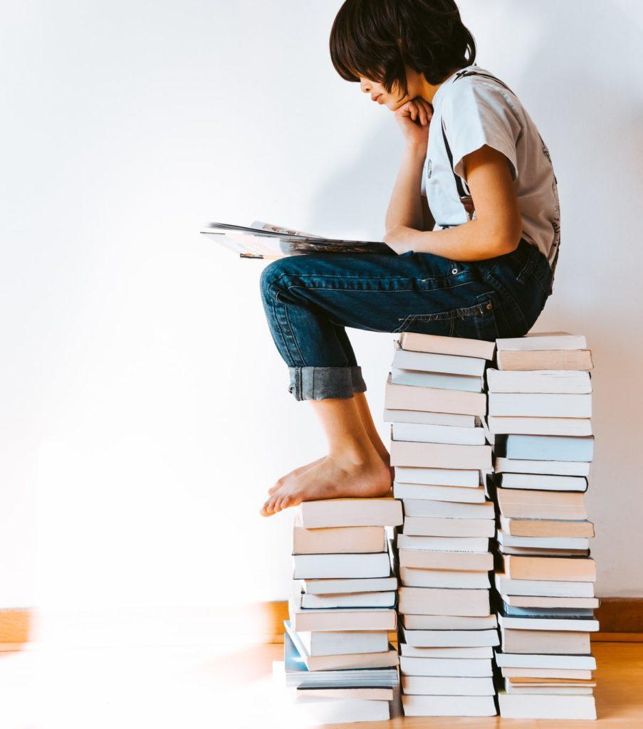estudio. niños responsables. técnicas de estudio. dificultades en el estudio
