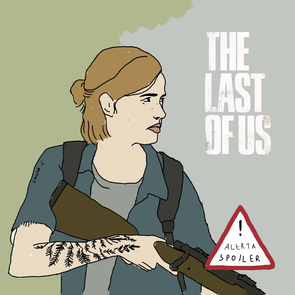 The Last of Us Parte II y la identificación entre jugador y personaje