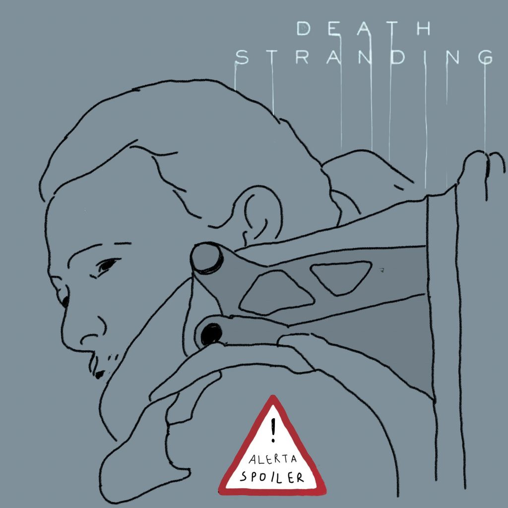 <small>Death Stranding</small> repetición, recompensa y mindfulness