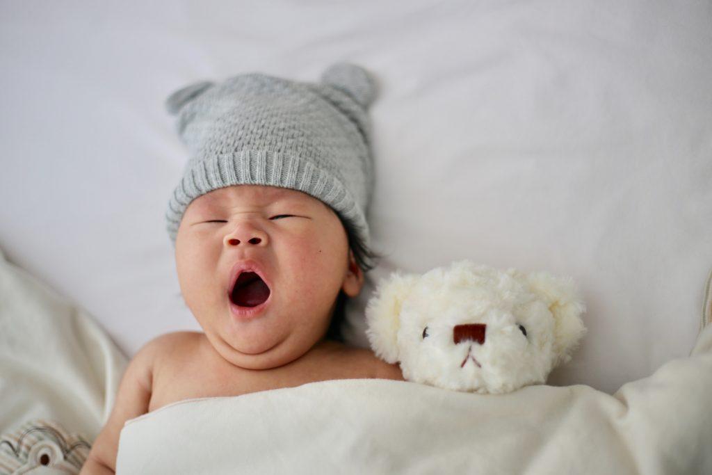 ¿Sabías que un bebé que llora no es malo?