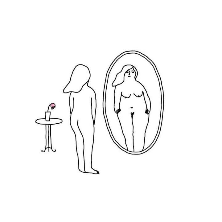Capítulo V. El reflejo en el espejo.