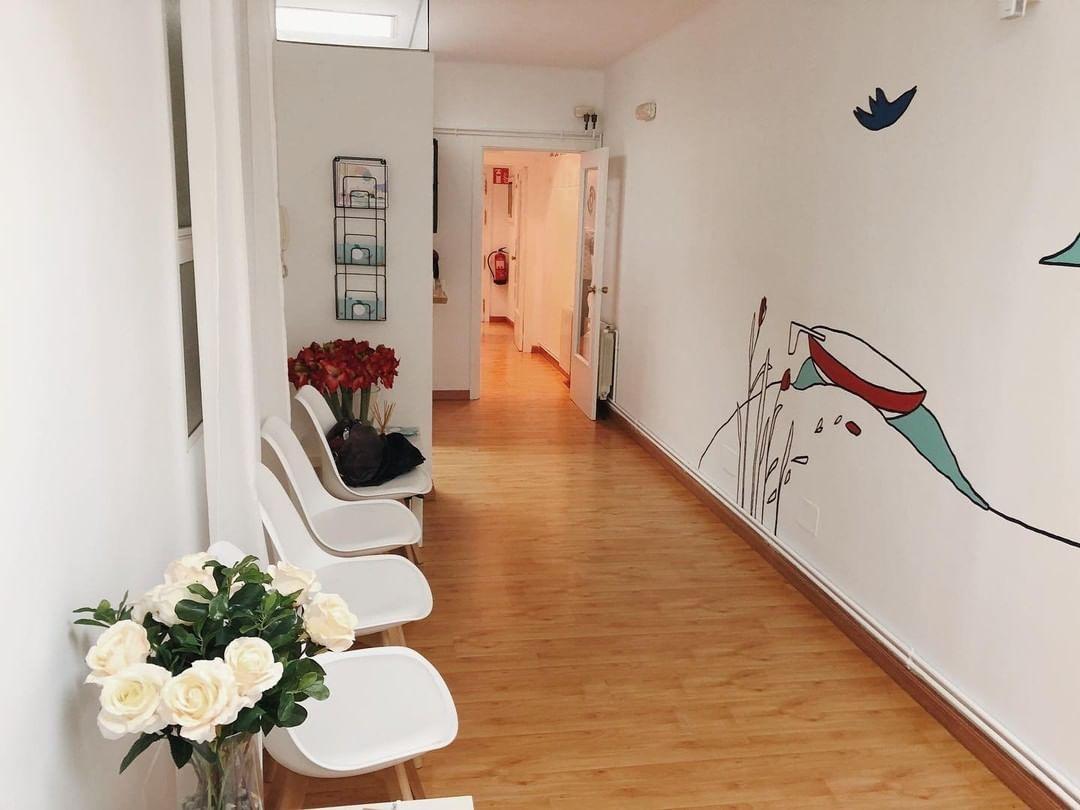 <small>Espacios de Acimut</small> sala de espera