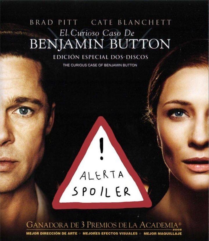 <small>El Curioso Caso de Benjamin Button</small> análisis psicológico
