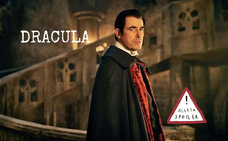 A️nálisis psicológico de Drácula, la miniserie