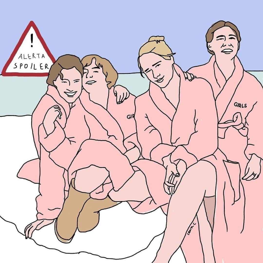 GIRLS – Análisis psicológico de la serie